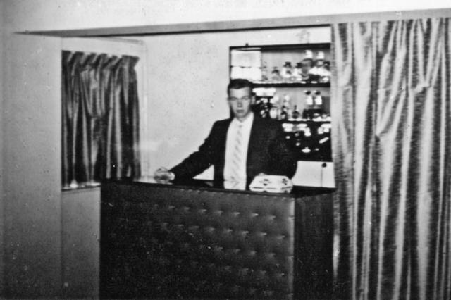 1961 - Marine House Bar - Cpl. Jim Mitchell - 26